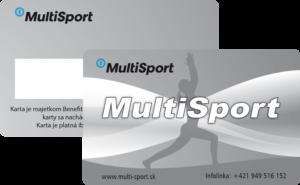 Využite kartu Multisport v našich zariadeniach